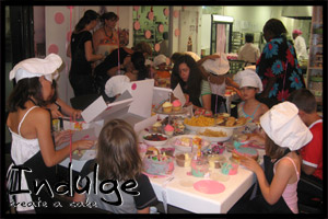 kids parties at indulge
