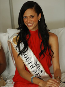 Indulge at the A1 Grand Prix miss south africa
